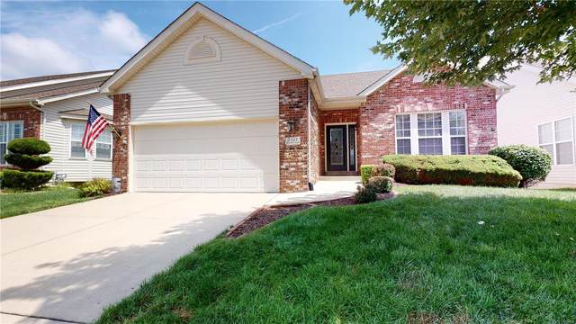 2327 Fourlakes Drive, Belleville, IL 62220 (#20047088) :: Fusion Realty, LLC