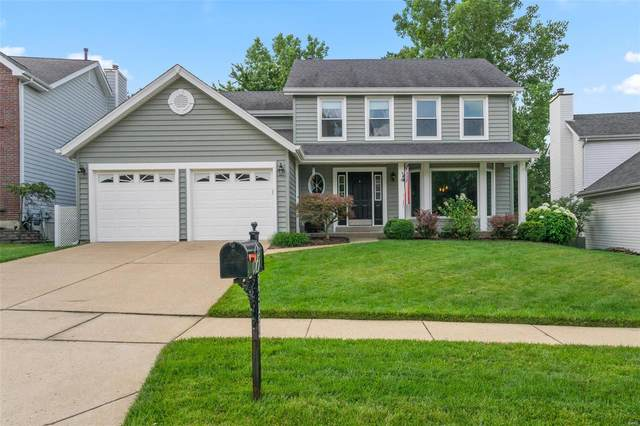 16734 Kingstowne Estates Drive, Wildwood, MO 63011 (#20047098) :: St. Louis Finest Homes Realty Group
