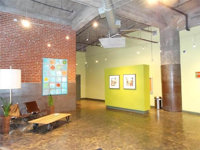 1010 Saint Charles Street #501, St Louis, MO 63101 (#20047113) :: Parson Realty Group