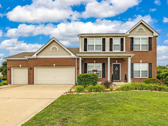 301 Crystal Lane, Fairview Heights, IL 62208 (#20047130) :: Kelly Hager Group | TdD Premier Real Estate