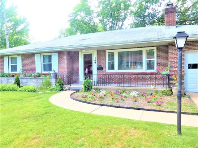809 Hentschel Place, Ferguson, MO 63135 (#20047140) :: Kelly Hager Group | TdD Premier Real Estate