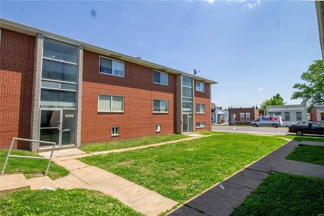 6267 Gravois Avenue 2B, St Louis, MO 63116 (#20047156) :: Kelly Hager Group | TdD Premier Real Estate