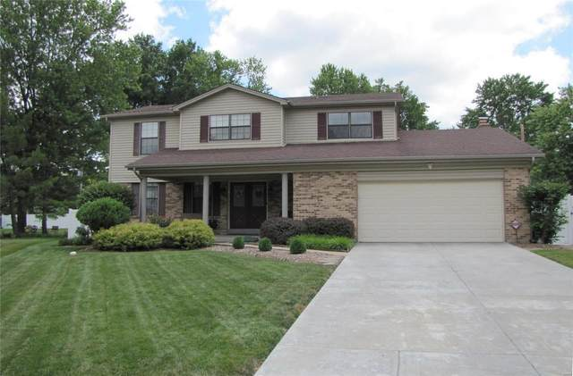 1340 Clarkson Pines, Ellisville, MO 63011 (#20047169) :: St. Louis Finest Homes Realty Group