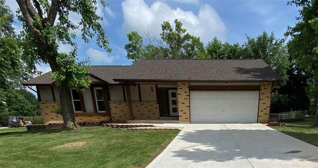 29 Lake Hill, Saint Peters, MO 63376 (#20047170) :: Clarity Street Realty