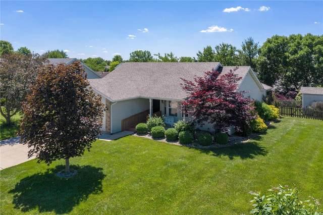 3248 Tanglebrook Drive, Shiloh, IL 62221 (#20047204) :: Matt Smith Real Estate Group