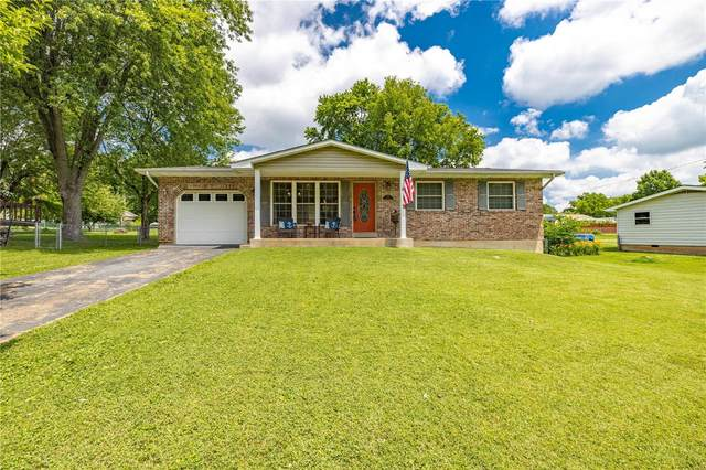 205 Pell Street, Farmington, MO 63640 (#20047233) :: RE/MAX Vision