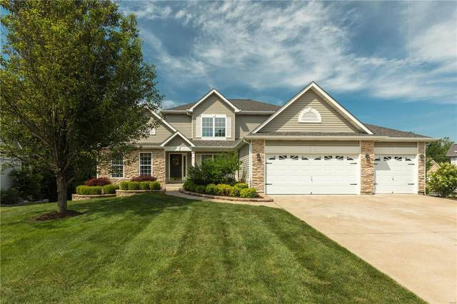 3518 Post Valley, O'Fallon, MO 63368 (#20047241) :: Barrett Realty Group