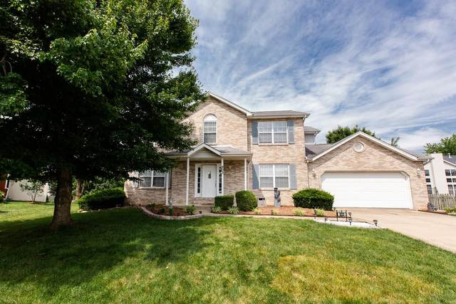 933 Northridge Court, O'Fallon, IL 62269 (#20047242) :: Matt Smith Real Estate Group