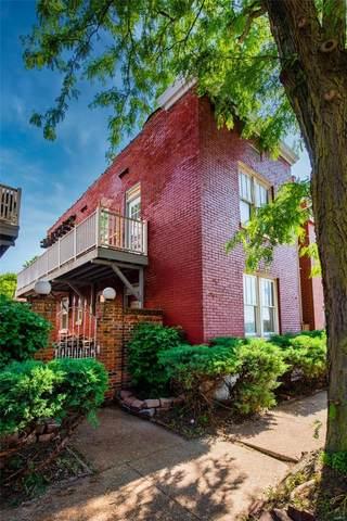 817 Allen Avenue, St Louis, MO 63104 (#20047271) :: Parson Realty Group