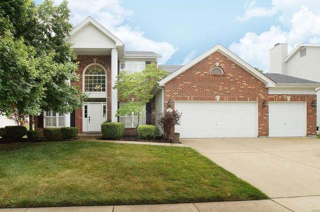 916 Kiefer Trails Drive, Ballwin, MO 63021 (#20047304) :: St. Louis Finest Homes Realty Group
