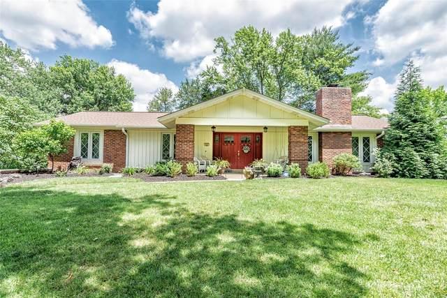 400 Brooktree, Ballwin, MO 63011 (#20047336) :: Matt Smith Real Estate Group
