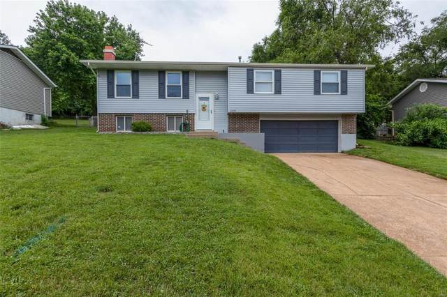 2129 Wilderness Trail, Barnhart, MO 63012 (#20047338) :: The Becky O'Neill Power Home Selling Team