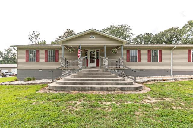 538 M Highway, Poplar Bluff, MO 63901 (#20047363) :: Parson Realty Group