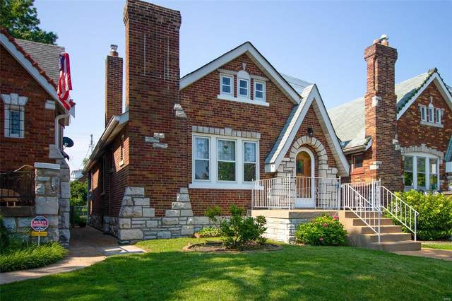 5504 Delor Street, St Louis, MO 63109 (#20047425) :: Kelly Hager Group | TdD Premier Real Estate