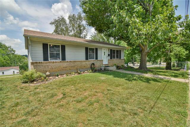 203 Fair, Washington, MO 63090 (#20047434) :: RE/MAX Vision