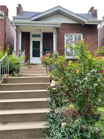 3558 Bamberger Avenue, St Louis, MO 63116 (#20047436) :: Kelly Hager Group   TdD Premier Real Estate