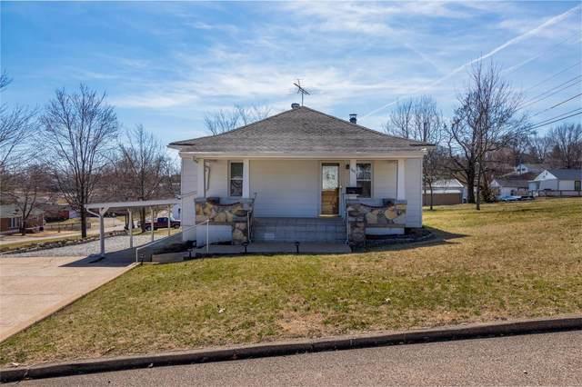 1201 Easton St, De Soto, MO 63020 (#20047440) :: Clarity Street Realty
