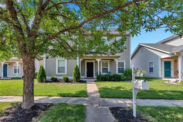 489 Boardwalk Springs Pl, O'Fallon, MO 63368 (#20047463) :: Peter Lu Team