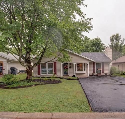 1433 Peace Drive, Belleville, IL 62220 (#20047483) :: Matt Smith Real Estate Group