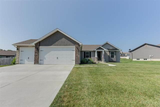 741 Glen Eagle Drive, Troy, MO 63379 (#20047484) :: Parson Realty Group
