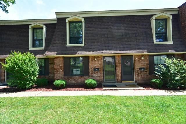 1886 Union Road #1886, St Louis, MO 63125 (#20047489) :: Walker Real Estate Team