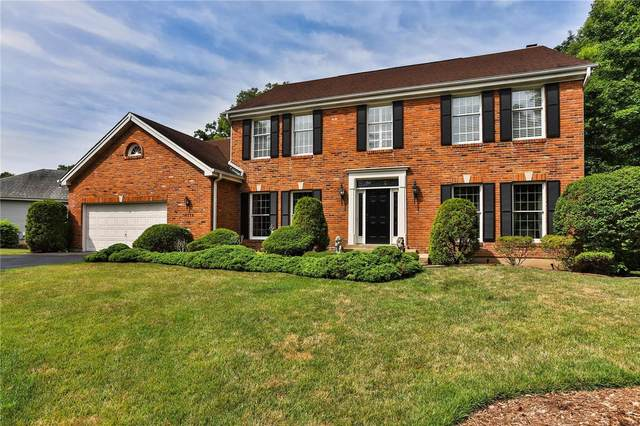 16578 Baxter Forest Ridge Drive, Chesterfield, MO 63005 (#20047498) :: Matt Smith Real Estate Group
