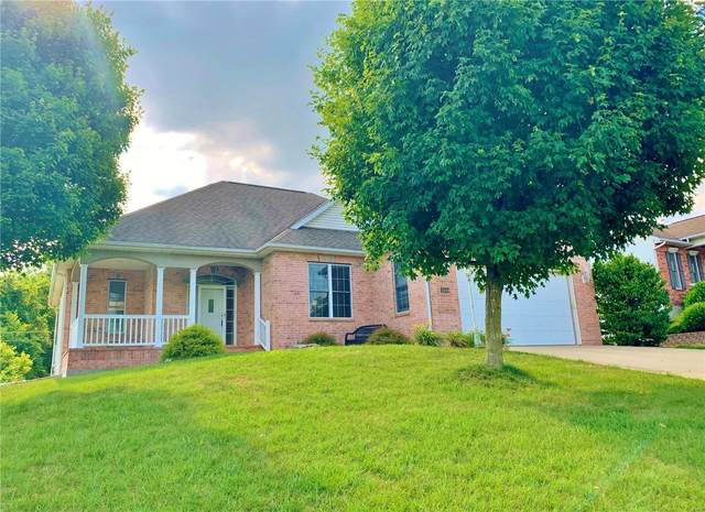 1004 Grandsir Avenue, Rolla, MO 65401 (#20047501) :: The Becky O'Neill Power Home Selling Team
