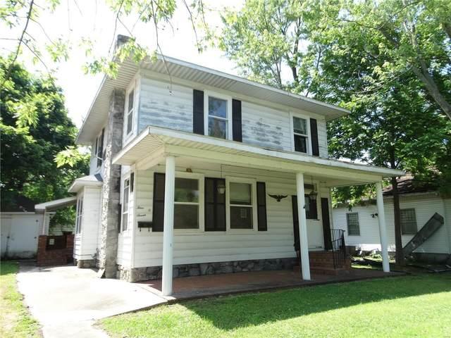 407 Ruth Avenue, Scott City, MO 63780 (#20047515) :: Matt Smith Real Estate Group