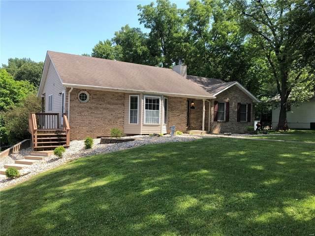 911 Franklin Avenue, Edwardsville, IL 62025 (#20047518) :: Hartmann Realtors Inc.