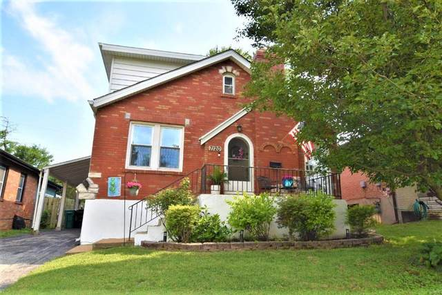 7120 Nottingham Avenue, St Louis, MO 63119 (#20047548) :: Clarity Street Realty