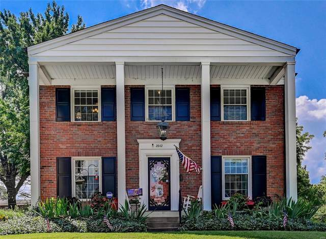 2842 Moniteau Drive, St Louis, MO 63121 (#20047549) :: The Becky O'Neill Power Home Selling Team