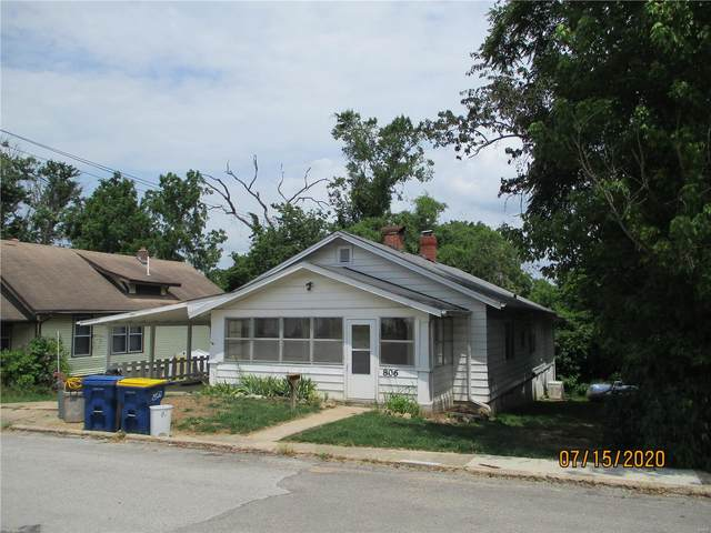 806 N Jackson, Salem, MO 65560 (#20047564) :: Clarity Street Realty