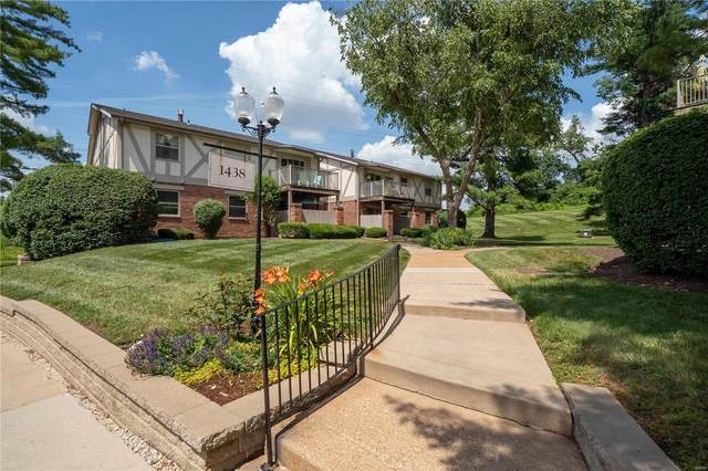 1438 Willow Brook Cove #3, St Louis, MO 63146 (#20047566) :: The Becky O'Neill Power Home Selling Team