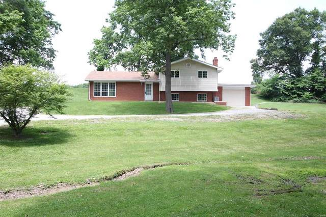 1616 Frederick Drive, Collinsville, IL 62234 (#20047575) :: Clarity Street Realty