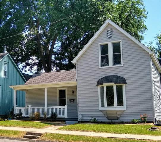 212 W Center Street, Lebanon, IL 62254 (#20047576) :: RE/MAX Professional Realty