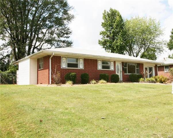 1221 Express Drive, Belleville, IL 62223 (#20047590) :: Clarity Street Realty