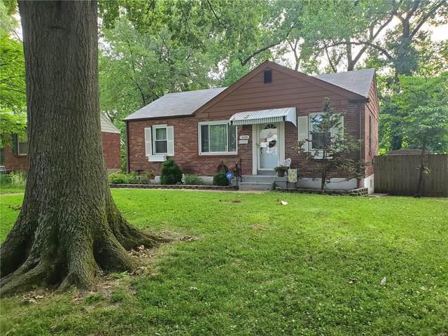 4368 Schirmer Street, St Louis, MO 63116 (#20047597) :: Matt Smith Real Estate Group