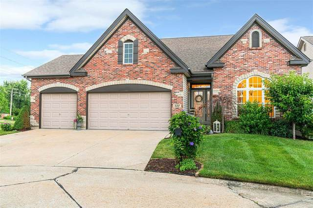 522 Sgt Pepper Drive, Saint Peters, MO 63376 (#20047606) :: RE/MAX Vision