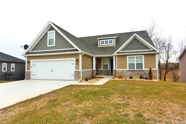 3613 Stone Meadow Drive, Cape Girardeau, MO 63701 (#20047624) :: The Becky O'Neill Power Home Selling Team