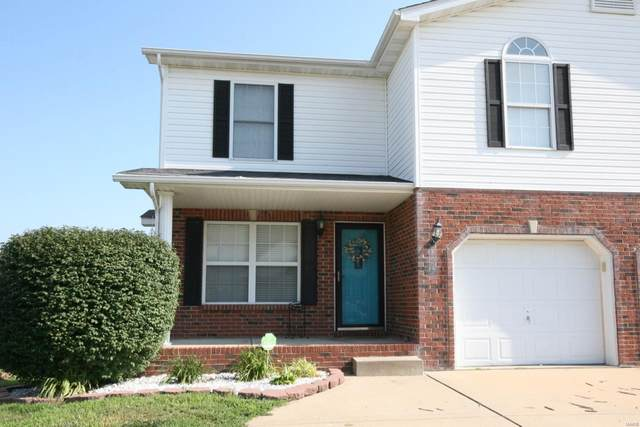 115 Shiloh Ridge Drive, Shiloh, IL 62221 (#20047651) :: Clarity Street Realty