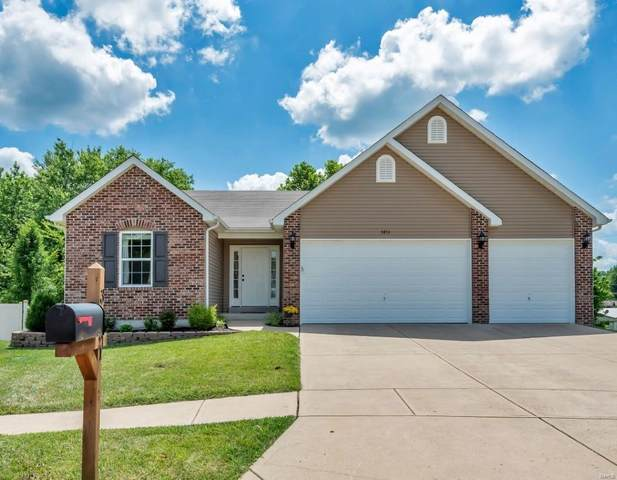 3851 Mystic Valley Drive, Imperial, MO 63052 (#20047662) :: Clarity Street Realty
