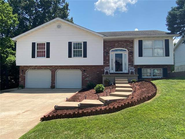 4207 Deer Run, Hannibal, MO 63401 (#20047668) :: Clarity Street Realty