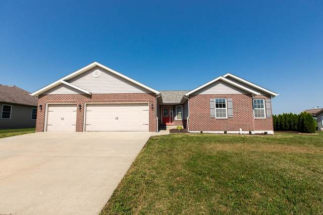 4543 Baywood Lane, Smithton, IL 62285 (#20047696) :: PalmerHouse Properties LLC