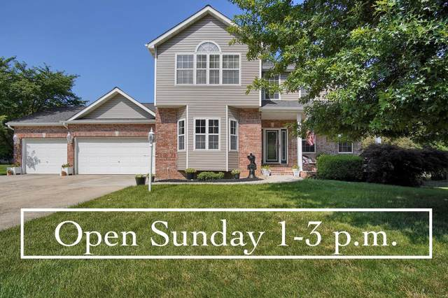 991 Prestonwood Drive, Edwardsville, IL 62025 (#20047704) :: Parson Realty Group