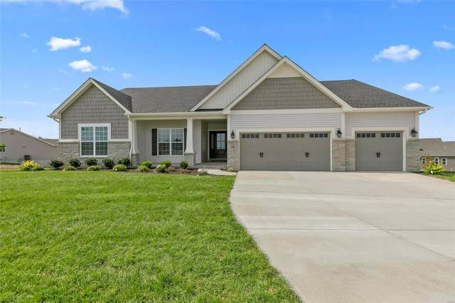 301 Alexander Court, Dardenne Prairie, MO 63368 (#20047708) :: The Becky O'Neill Power Home Selling Team