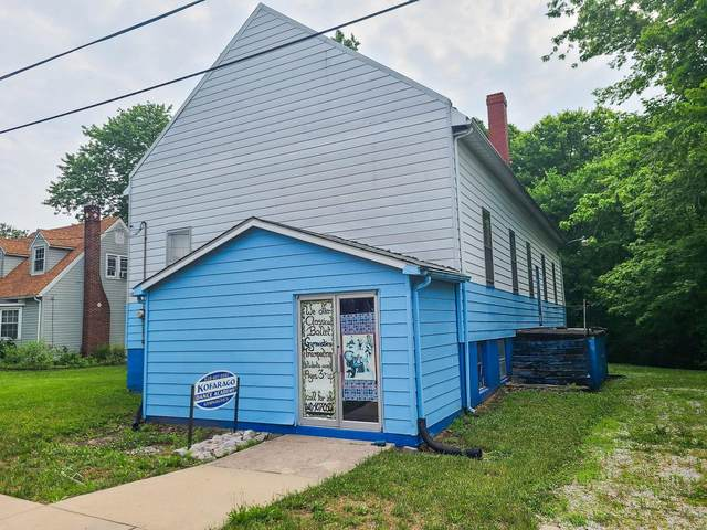 130 S Madison Street, STAUNTON, IL 62088 (#20047709) :: Tarrant & Harman Real Estate and Auction Co.