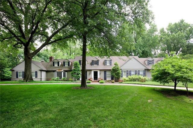 4 Sheraton Drive, Ladue, MO 63124 (#20047715) :: The Becky O'Neill Power Home Selling Team