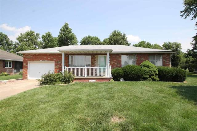 311 W Moro Drive, Moro, IL 62067 (#20047716) :: The Becky O'Neill Power Home Selling Team