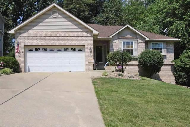 1505 Stonebrooke Drive, Edwardsville, IL 62025 (#20047745) :: Hartmann Realtors Inc.