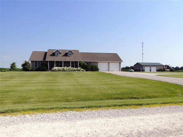6420 Katherine Dr., Palmyra, MO 63461 (#20047746) :: The Becky O'Neill Power Home Selling Team